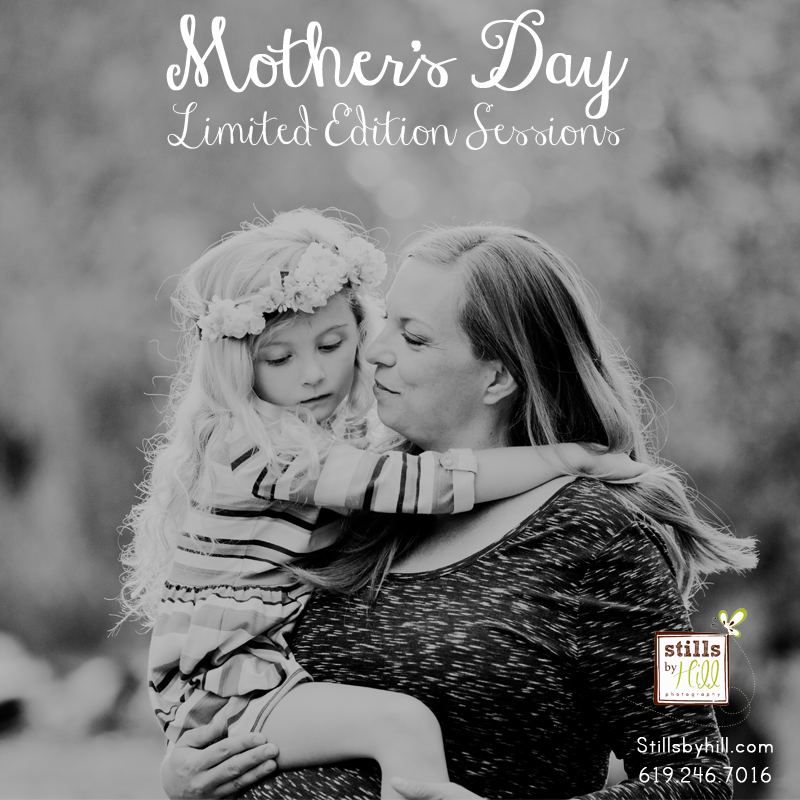 san diego mothers day pictures