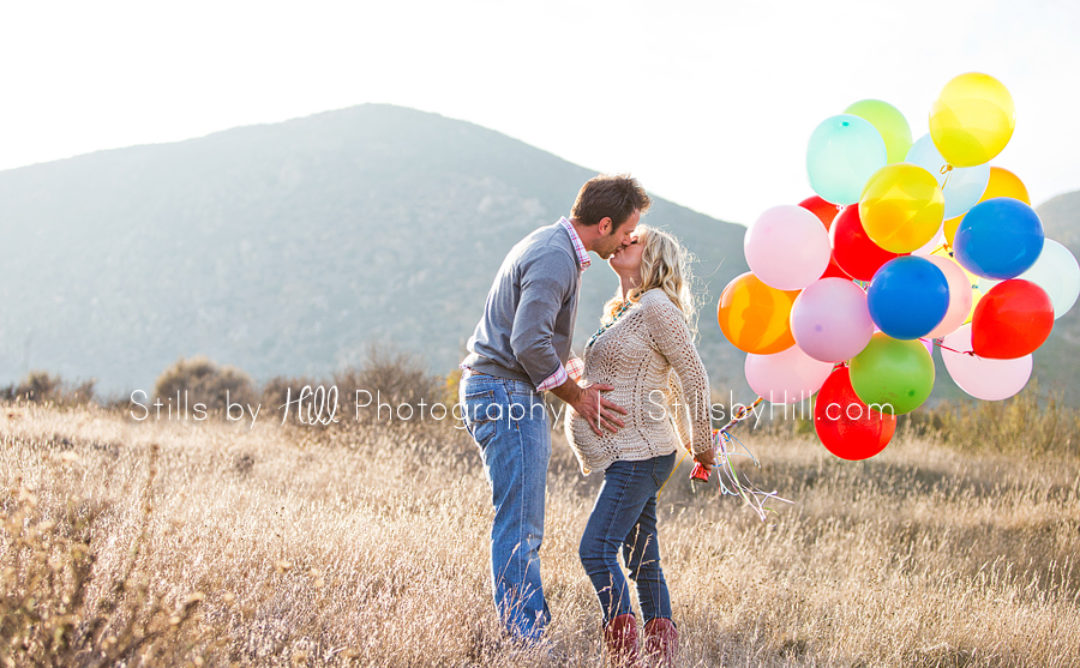 Benefits of on-location maternity photography