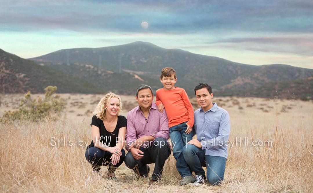 Rivera Family 2016- San Diego Family Photographer