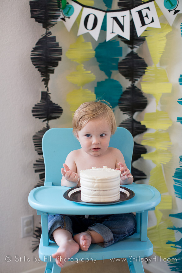 san diego cake smash photographer