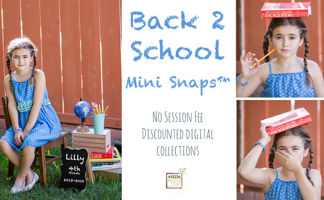 Back to School Mini Snaps™